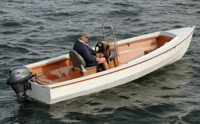 Wooden Center Console ~ Center console type boat to build